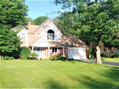 Orchard Park Single Family Home For Sale: 60 Squire Drive