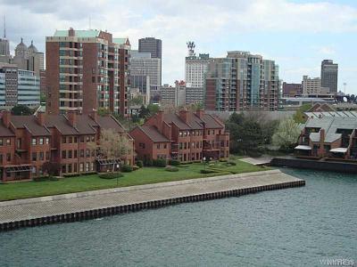 Buffalo Condo/Townhouse For Sale: 23 Marina Park