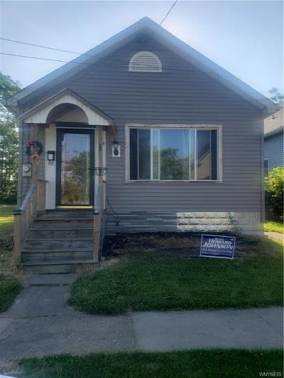 Buffalo Single Family Home For Sale: 144 Shumway Street