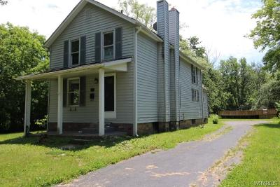 Lockport-City Single Family Home For Sale: 379 Akron Street
