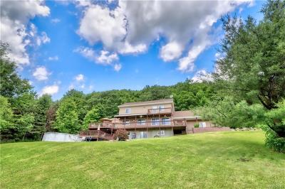 Single Family Home For Sale: 5202 Humphrey Road