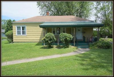 West Seneca Single Family Home For Sale: 231 Boncroft Drive