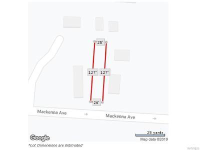 Niagara Falls Residential Lots & Land For Sale: 2452 Mackenna Avenue