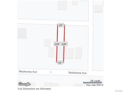 Niagara Falls Residential Lots & Land For Sale: 2316 Mackenna Avenue