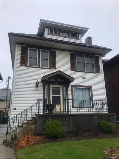 Buffalo Single Family Home For Sale: 7 Roanoke Parkway