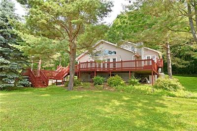 Alexander Single Family Home For Sale: 2659 Route 238