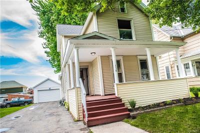 Lockport-City Single Family Home For Sale: 114 Stevens Street