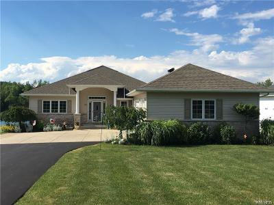 Cattaraugus County, Erie County, Niagara County Single Family Home For Sale: 170 Nichter Road