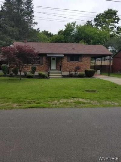 Lewiston NY Single Family Home For Sale: $169,000