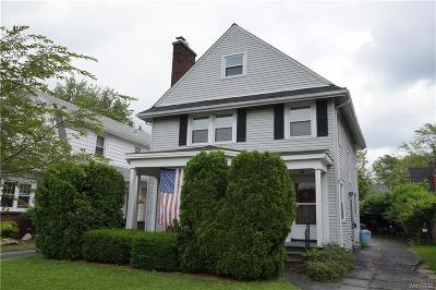 Buffalo Single Family Home For Sale: 91 Larchmont Road