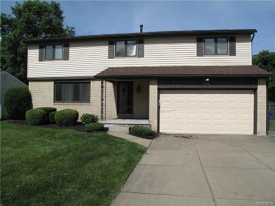 Amherst Single Family Home For Sale: 442 Sprucewood Terrace