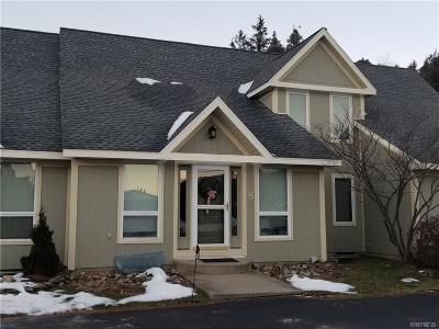 Ellicottville Condo/Townhouse For Sale: 8 Northgate Road
