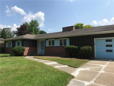 Amherst Single Family Home For Sale: 99 Fleetwood