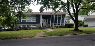 Lockport-City Single Family Home For Sale: 63 Roosevelt Drive
