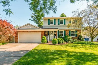 Amherst Single Family Home Active Under Contract: 17 Joanie Lane