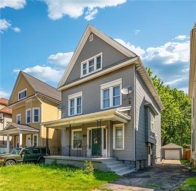 Buffalo Single Family Home For Sale: 388 Abbott Road