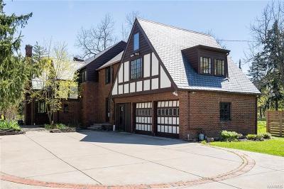 Williamsville Single Family Home For Sale: 144 S Cayuga Road