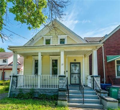 Buffalo Single Family Home For Sale: 17 Oneida Street