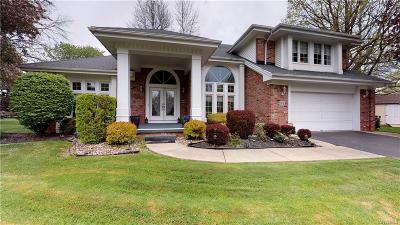 Amherst Single Family Home For Sale: 84 Moorfields Court