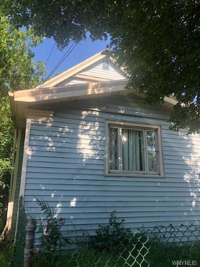 Buffalo Single Family Home For Sale: 273 Stevens Avenue