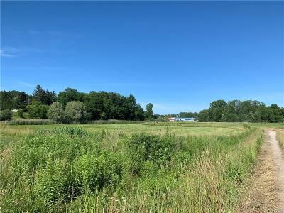 Genesee County Residential Lots & Land For Sale: Route 98