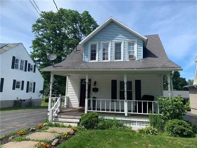 Warsaw Single Family Home For Sale: 149 W Court Street