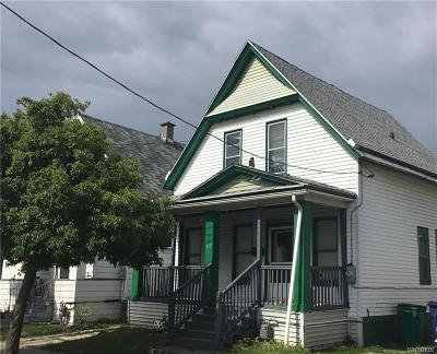 Buffalo Single Family Home For Sale: 112 Longnecker Street