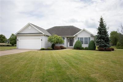 Clarence Single Family Home For Sale: 6156 Ranch View Drive