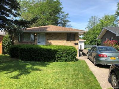 Amherst Single Family Home For Sale: 48 Carmen