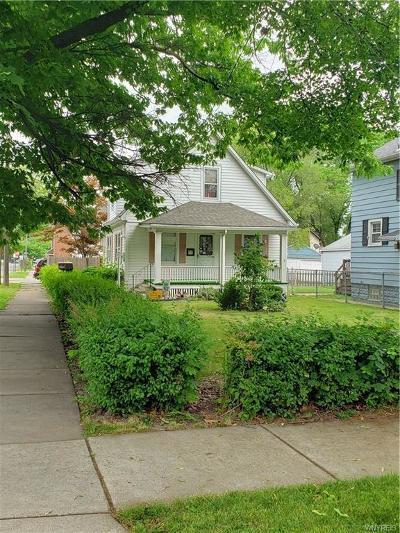 Niagara Falls Single Family Home For Sale: 2402 Linwood Avenue