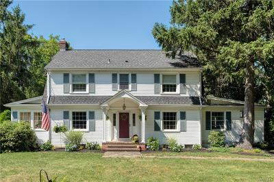 Orchard Park Single Family Home Pending: 5560 Big Tree Road
