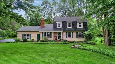 Amherst Single Family Home For Sale: 2763 Dodge Road