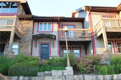 Ellicottville Condo/Townhouse For Sale: 9 Mountainview Lower