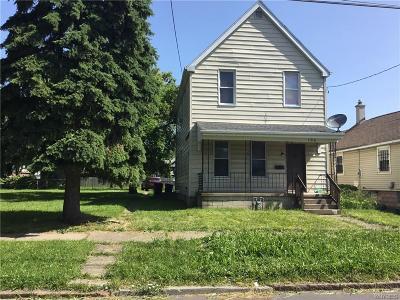 Niagara Falls Single Family Home For Sale: 1316 Willow Avenue