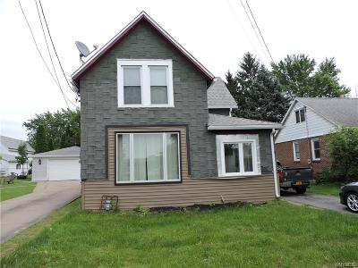 Single Family Home For Sale: 67 Ellicott Place