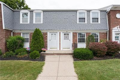 Amherst Single Family Home For Sale: 55 Oakbrook Drive #H