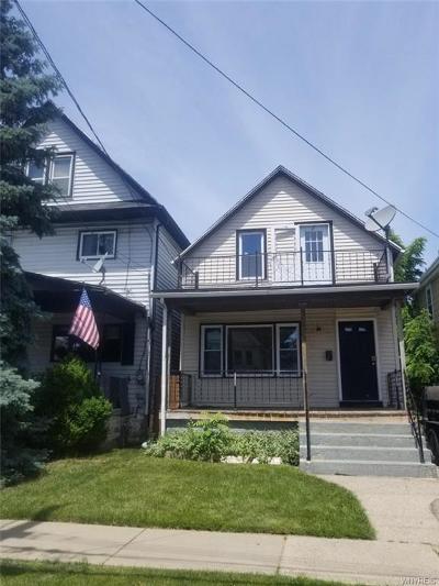 Buffalo Single Family Home For Sale: 42 Progressive Avenue