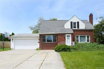 Amherst Single Family Home For Sale: 78 Clifford