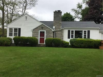 Lewiston NY Single Family Home For Sale: $150,000