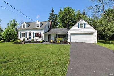 Amherst Single Family Home For Sale: 3210 Hopkins Road