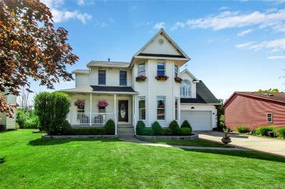 Amherst Single Family Home For Sale: 365 Harding Rd
