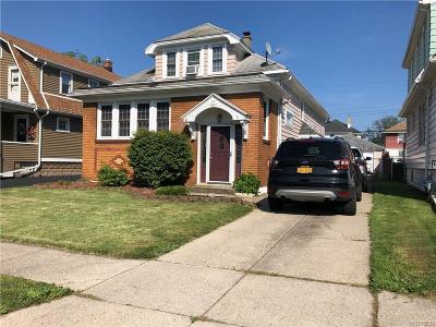 West Seneca Single Family Home For Sale: 21 Chamberlin Drive