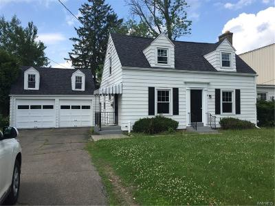 Allegany Single Family Home Active Under Contract: 1802 W Franklin Street