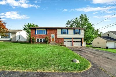 West Seneca Single Family Home For Sale: 885 East And West Road