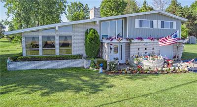 Wilson Single Family Home For Sale: 4158 E Lake Road