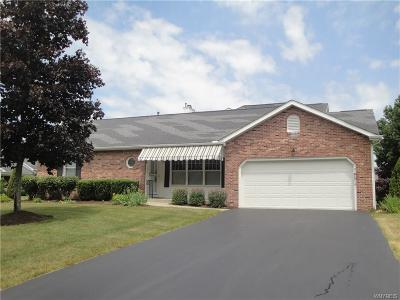 Orchard Park Condo/Townhouse Pending: 6039 Quaker Hollow Road #4
