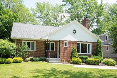 Amherst Single Family Home For Sale: 66 Huxley Drive