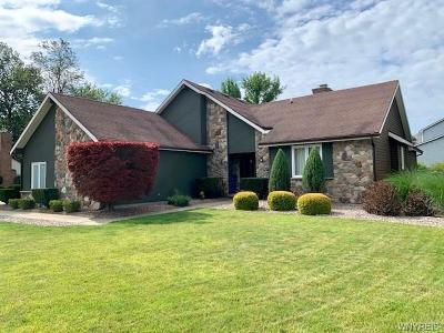 Amherst Single Family Home For Sale: 2 Marshfield Court