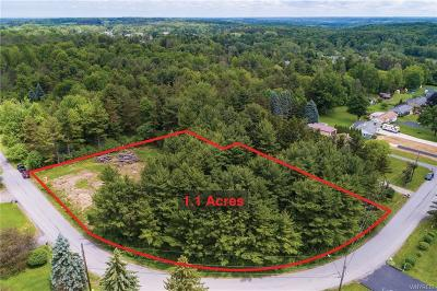 Erie County Residential Lots & Land For Sale: 130 Manchester Road