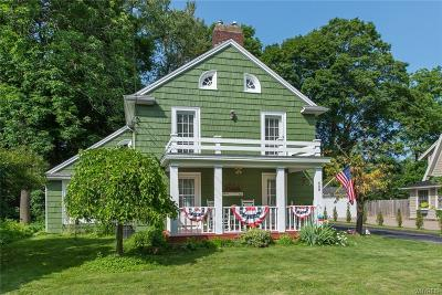 Aurora Single Family Home For Sale: 408 South Street
